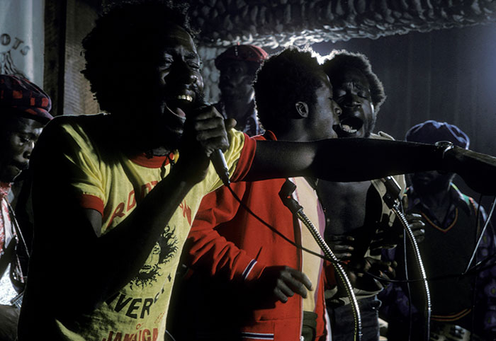 Burning Spear 1976