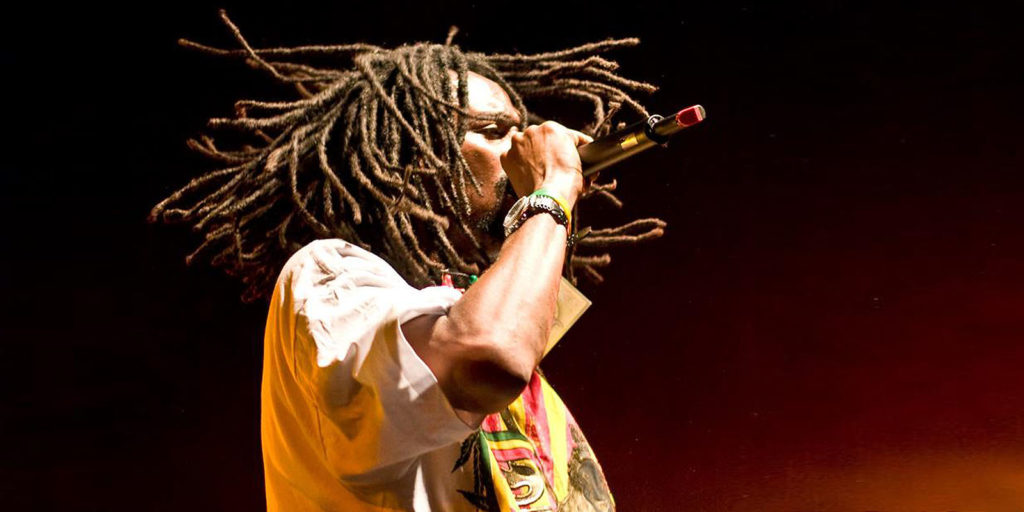 GENERAL LEVY (live)