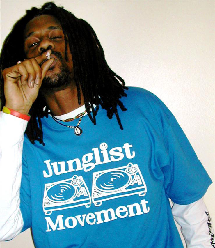 General Levy junglist
