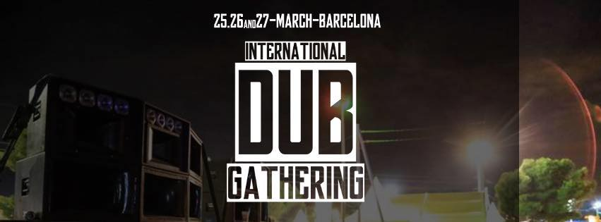 International Dub Gathering - cabecera