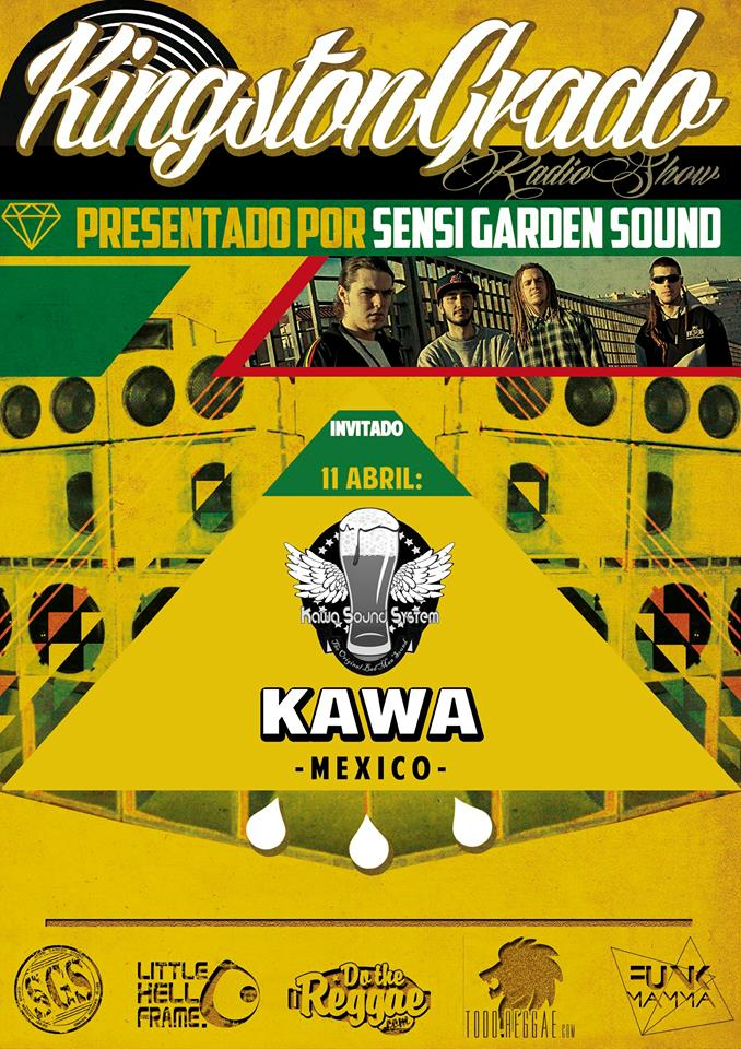 Kingstongrado Vol. 61 - Kawa Sound