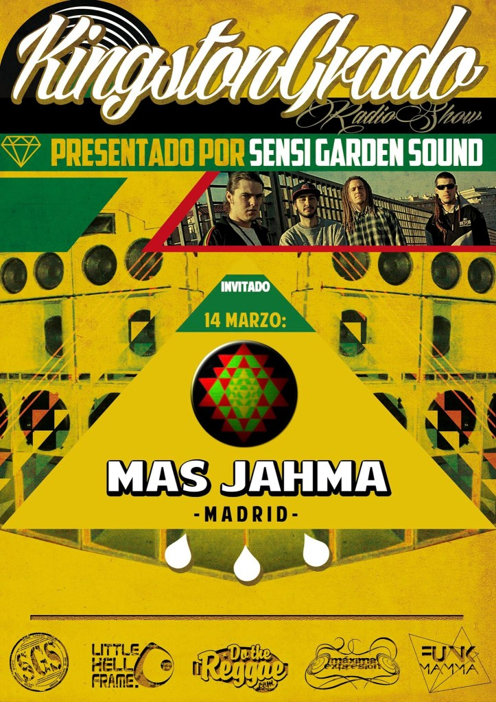 Kingstongrado Vol. 59 - Mas Jahma Sound