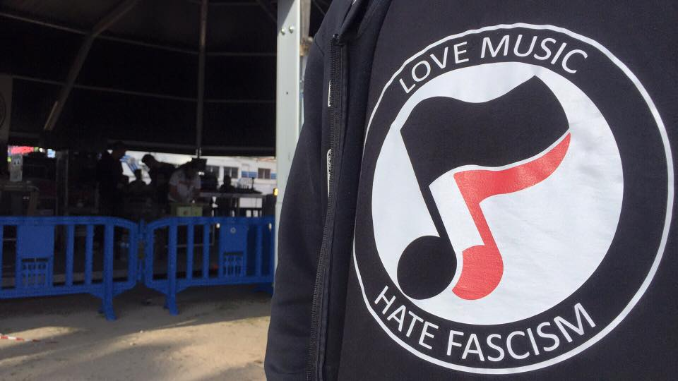 Love Music - Hate Fascism