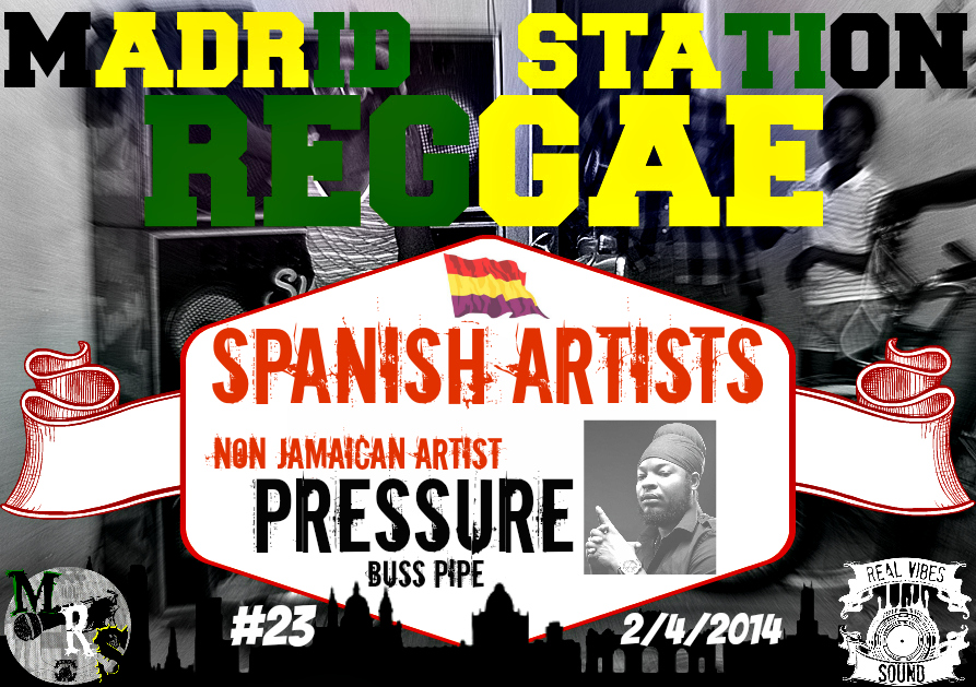Madrid Reggae Station 23 - 3ªT