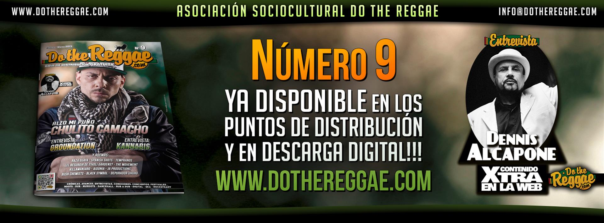 Numero 9 - Descarga Digital