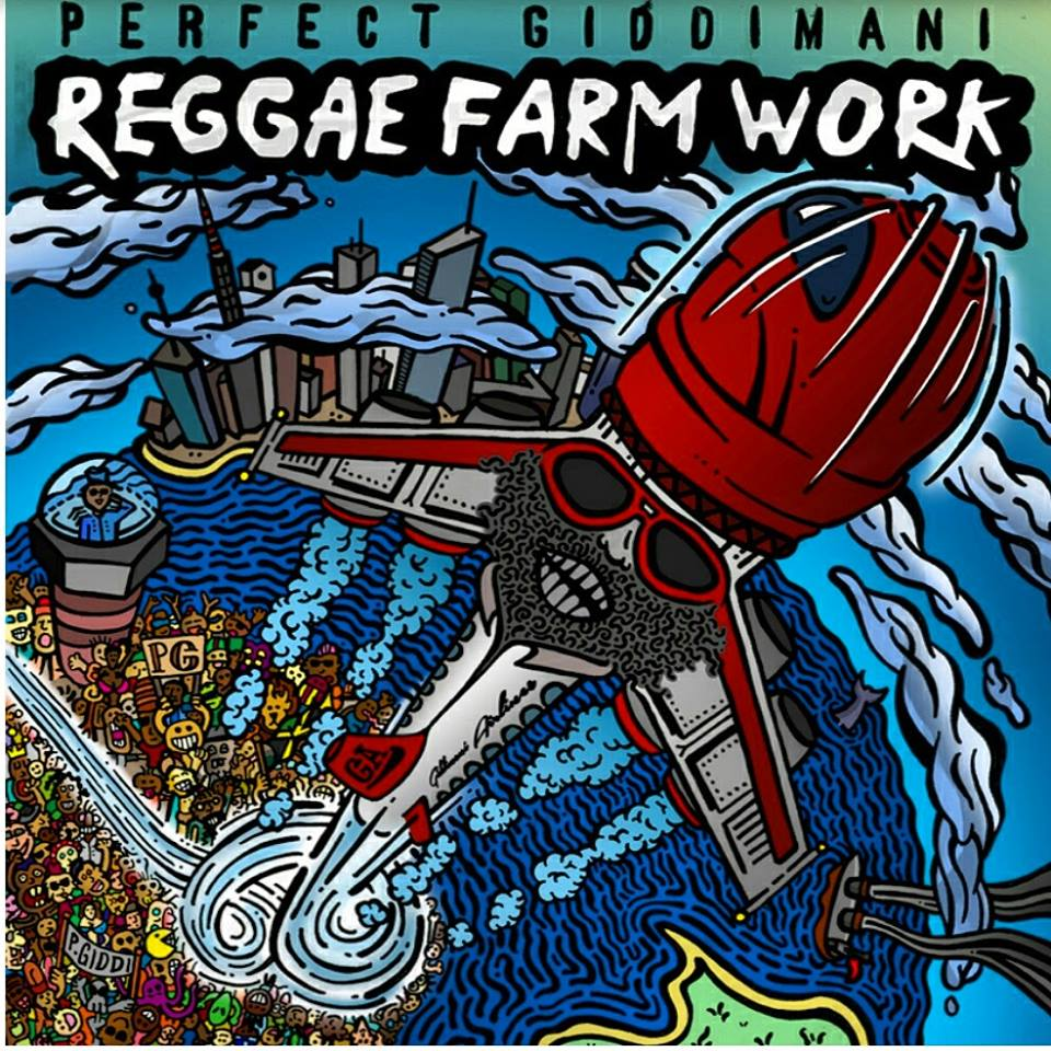 Perfect Giddimani Reggae Farm Work Cover