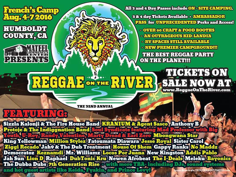 reggaeontheriver 2016