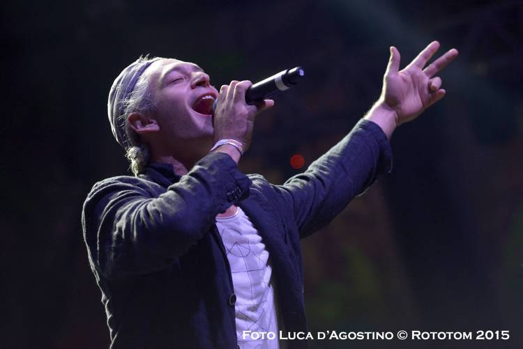 Benicassim, 22/08/2015 - Sunsplash 2015 - MUSICA / Matisyahu - Photo by Luca d'Agostino © Rototom 2015