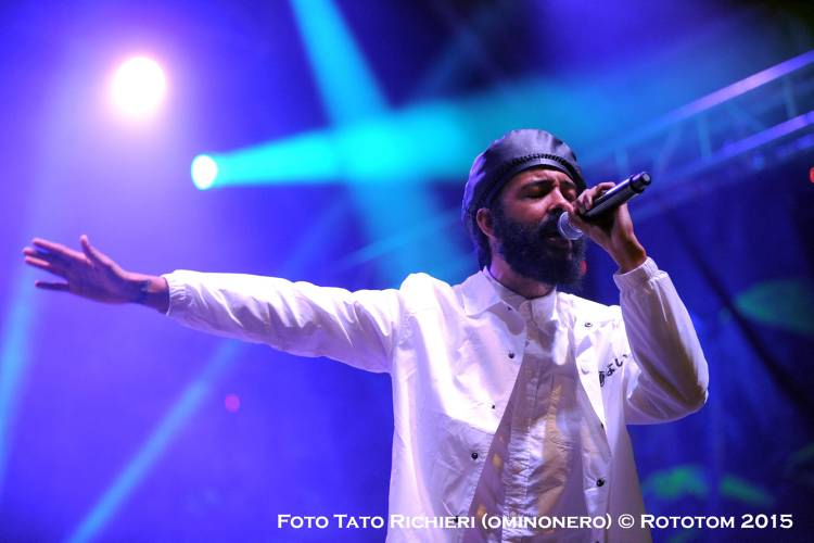 Benicassim, 2/08/2015 - Sunsplash 2015 - MAIN STAGE/PROTOJE - Photo by Tato Richieri © Rototom 2015