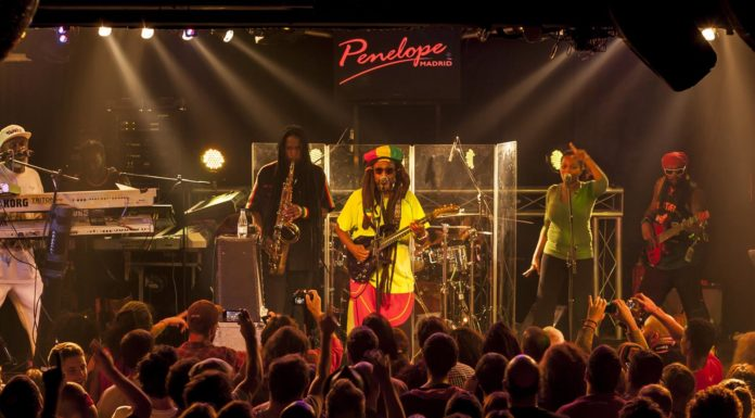Steel Pulse @ Sala Penélope (Madrid)