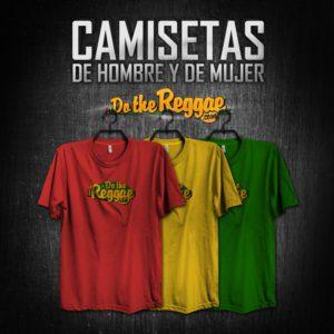 Camiseta DotheReggae Hombre-Mujer