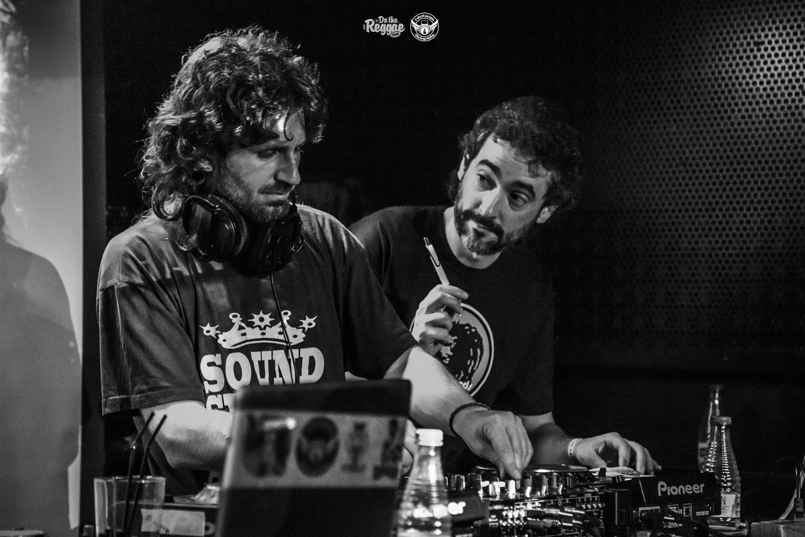 Presentación Nº 5 DotheReggae @ Sala Siroco (Madrid)