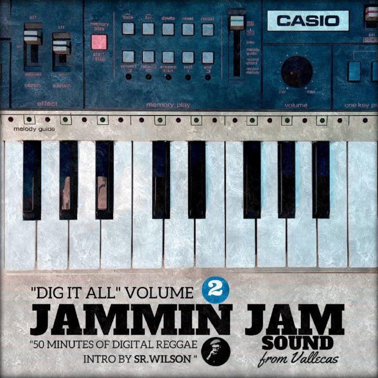 Jammin Jam Sound «Dig It All Vol.2» – Noviembre 2015
