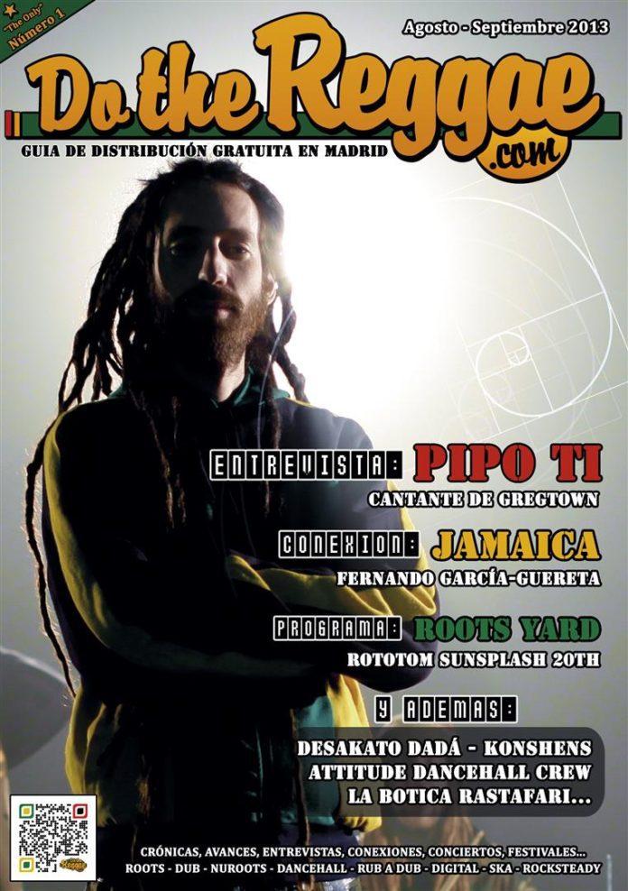 Nº 1 - Revista DotheReggae