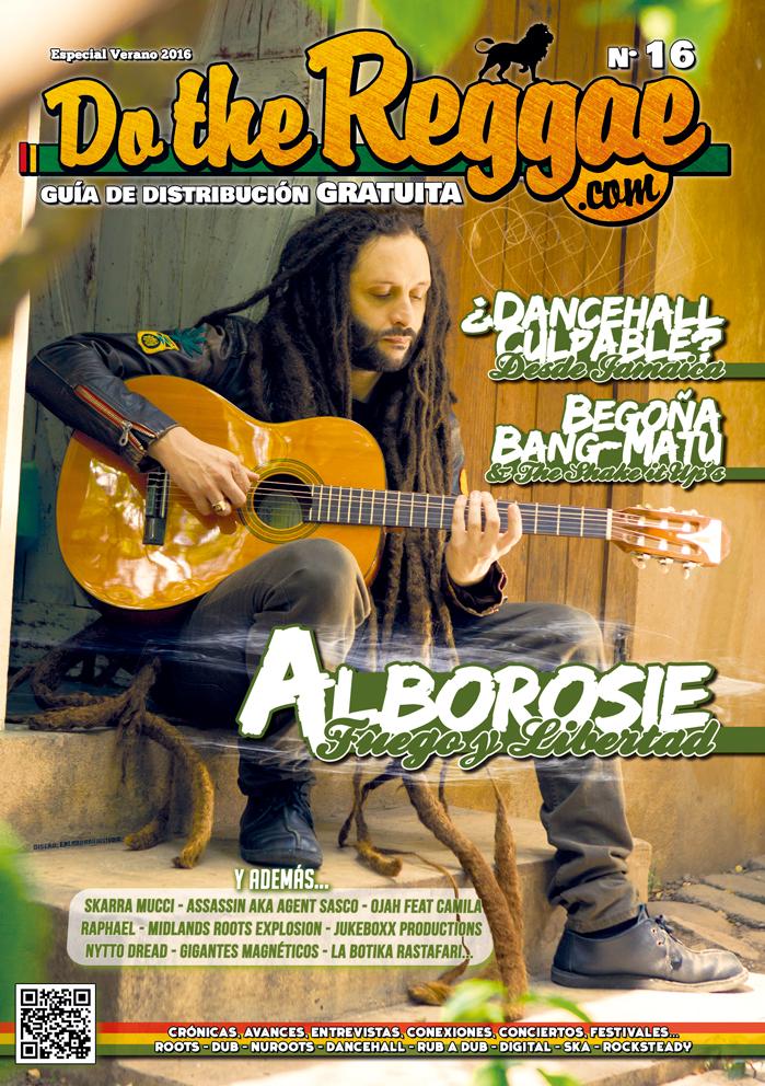 Número 16 – Revista Do the Reggae