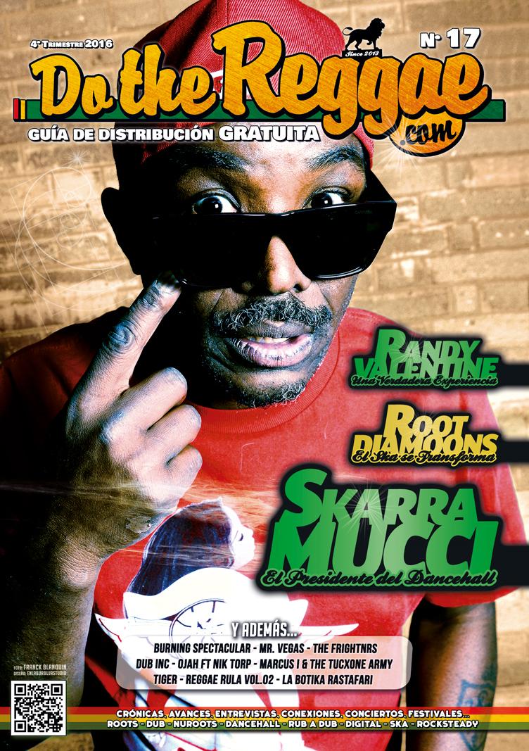 Número 17 – Revista Do the Reggae