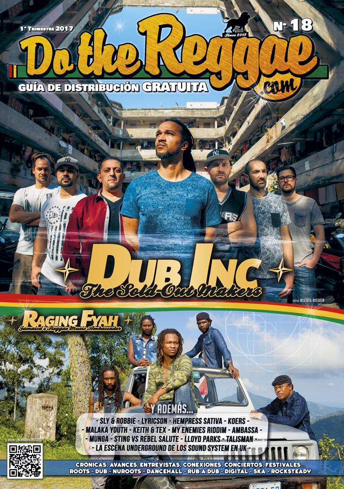 Número 18 – Revista Do the Reggae