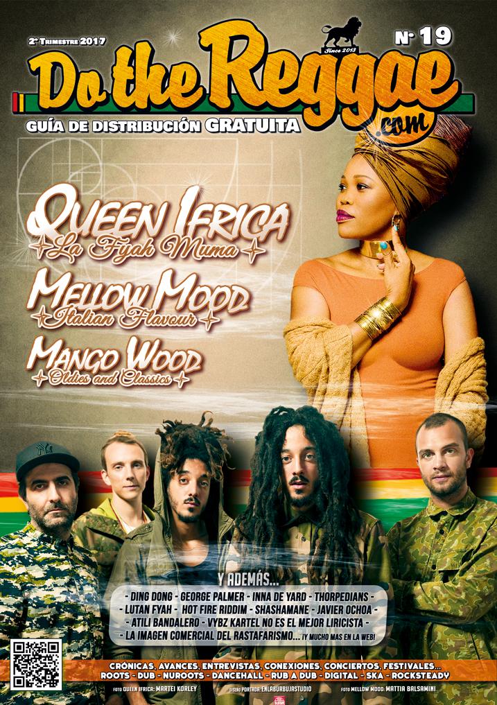 Número 19 – Revista Do the Reggae
