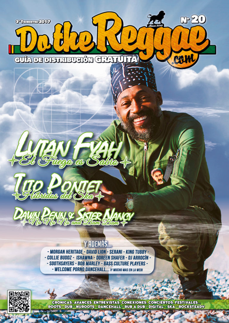 Número 20 – Revista Do the Reggae