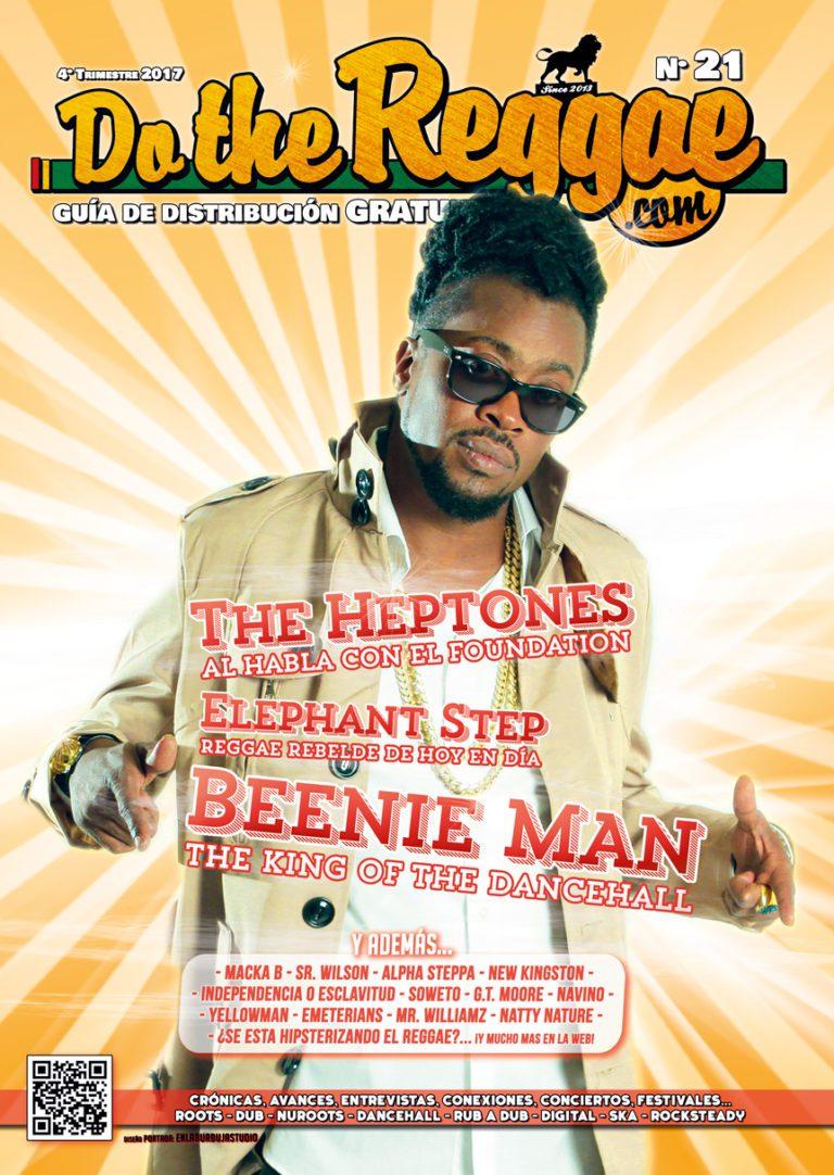 Número 21 – Revista Do the Reggae