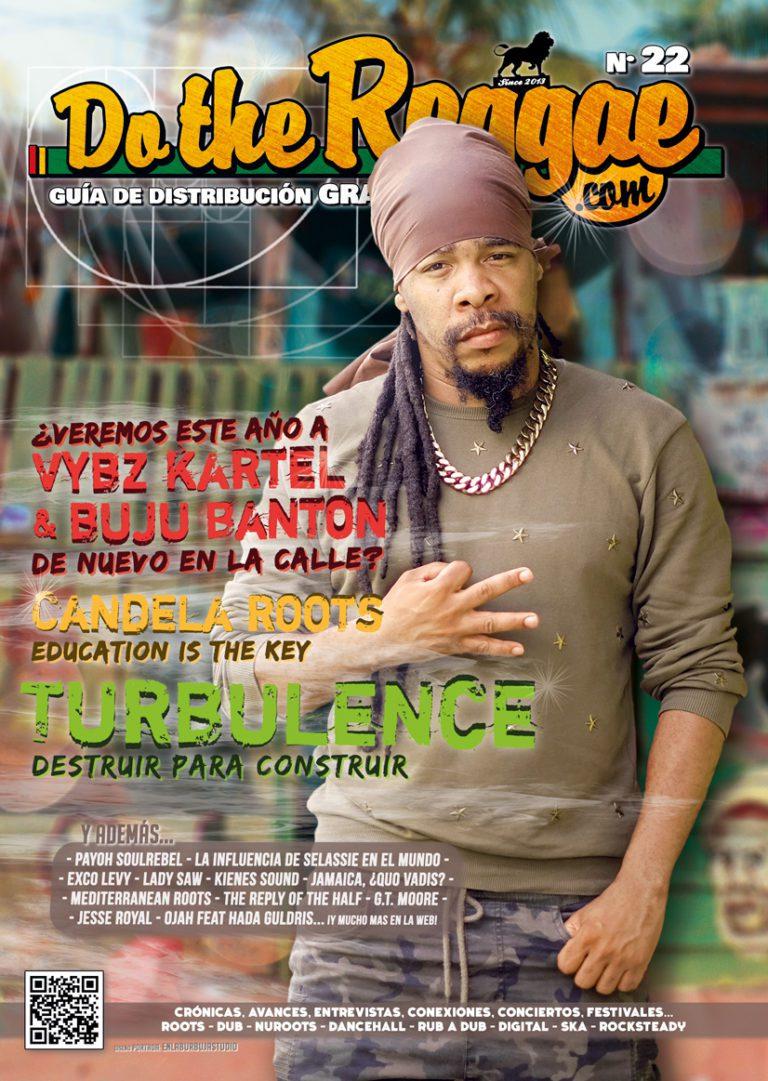 Número 22 – Revista Do the Reggae