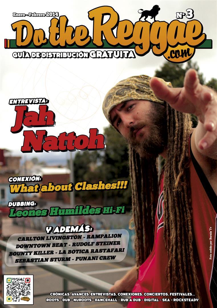 Número 3 – Revista DotheReggae