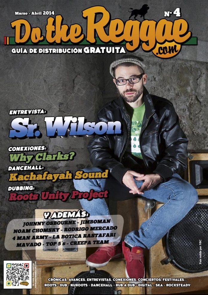 Nº 4 - Revista DotheReggae