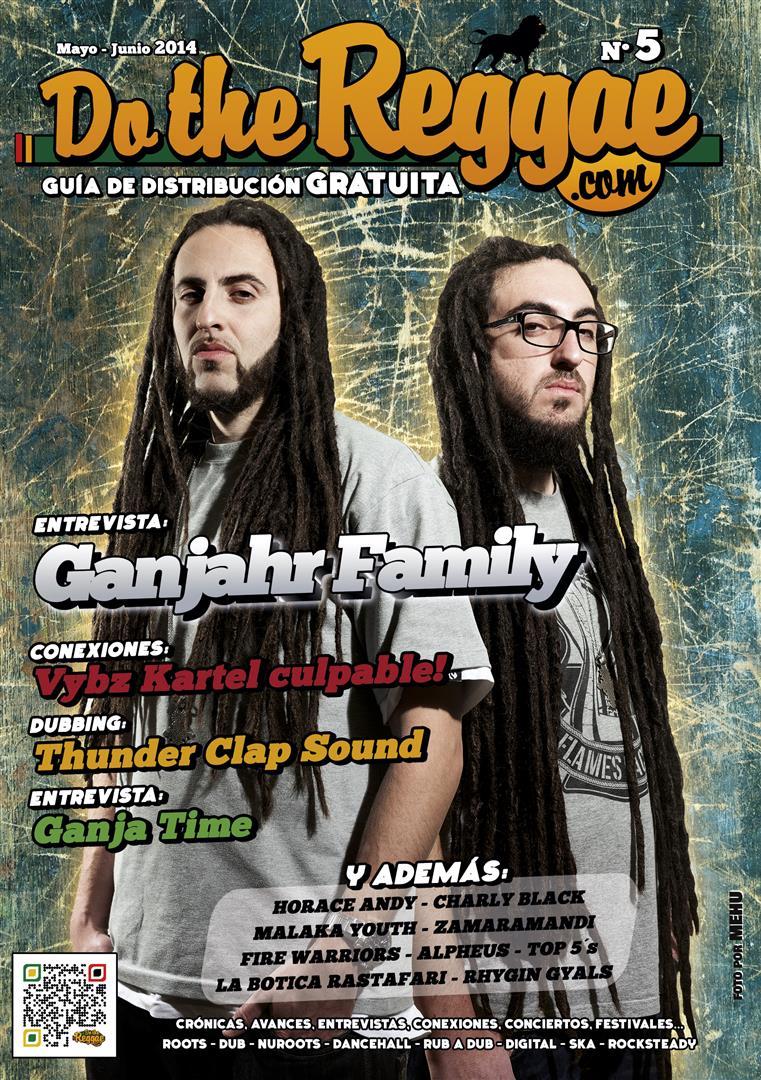 Número 5 – Revista DotheReggae