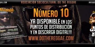 Número 10 de DotheReggae ya disponible!