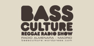 Bass Culture Reggae Radio Show