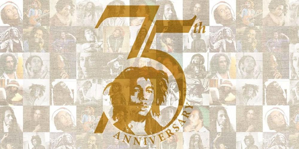 75 años de Bob Marley - Novedades Do the Reggae