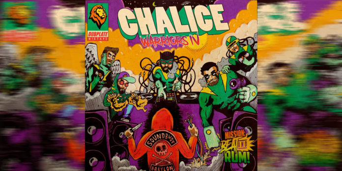 Chalice Sound - Chalice Warriors
