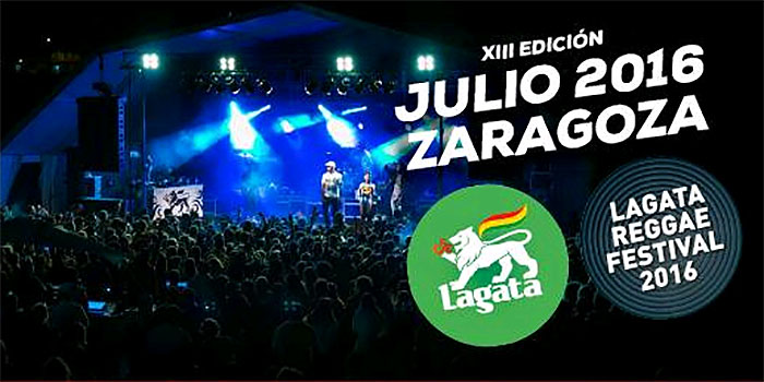 Descubre lo que te espera en la XIII edición de Lagata Reggae Festival