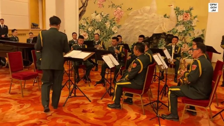 Chinese Military Band – Toast (Version)