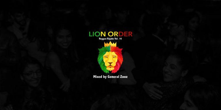 Reggae Rajahs – Lion Order – Julio 2019