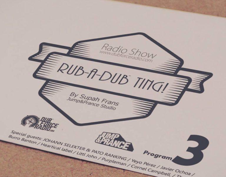 Rub-a-dub Ting!! con Supah Frans – Program 05