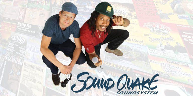 Sound Quake – Reggae Got Soul – Octubre 2019
